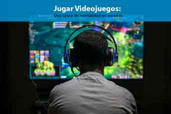 Jugar Videojuegos: Una causa de Mortalidad en Ascenso