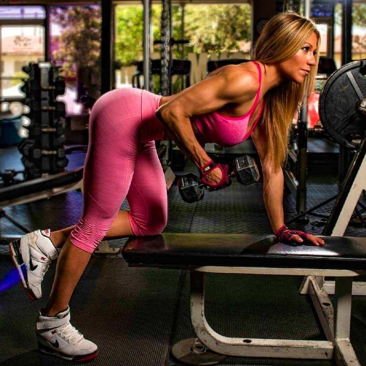 Marina Gattica debuta como atleta profesional internacionalmente