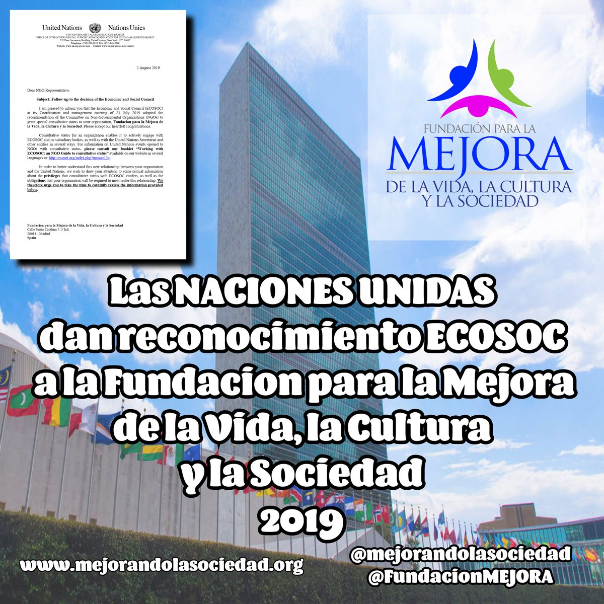 www.mejorandolasociedad.org