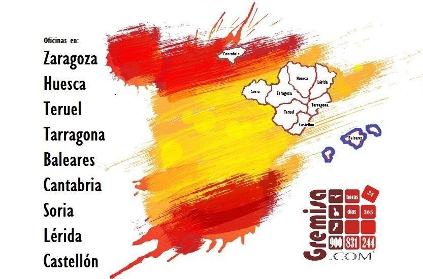 Gremisa Asistencia, Abre oficinas en Soria y provincia