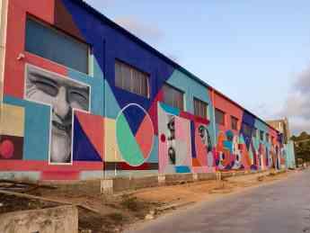 Foto de mural