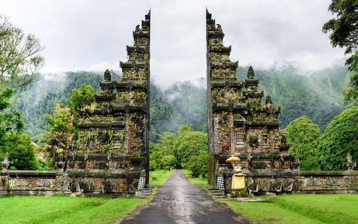Bali, uno de los destinos favoritos por su multiculturalidad