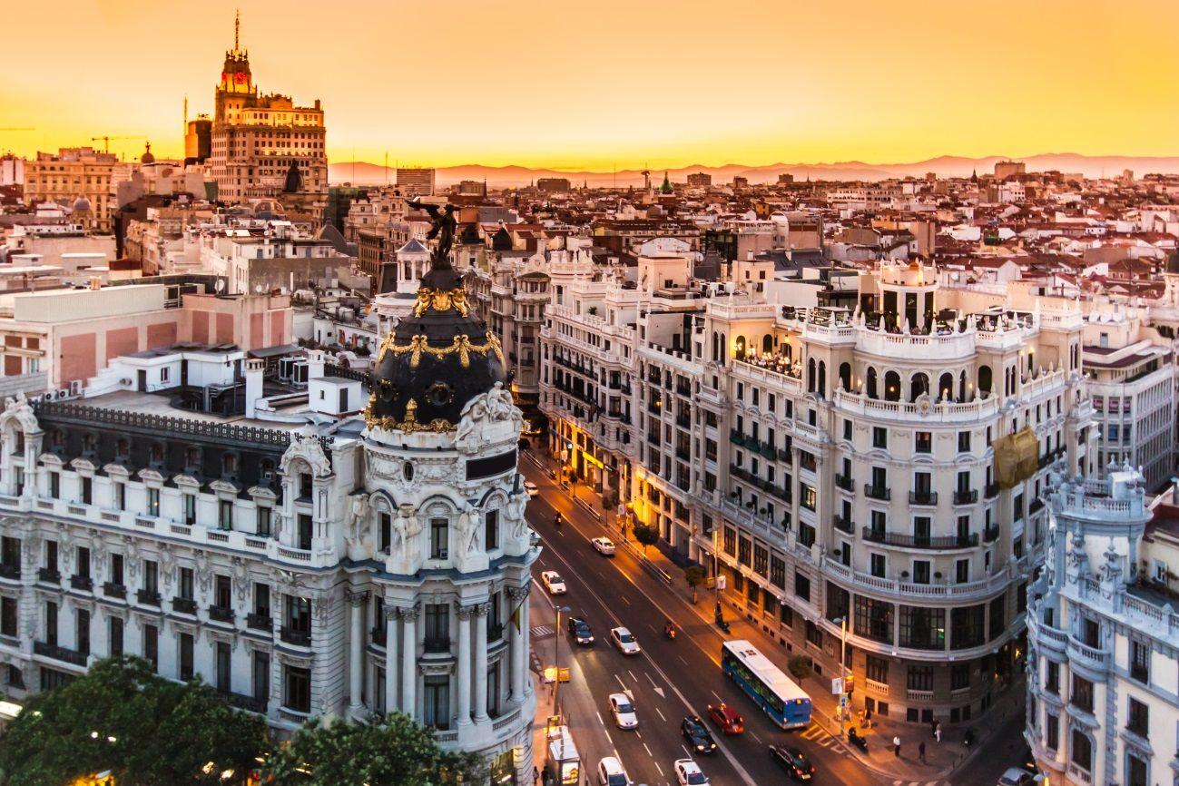 Foto de Madrid