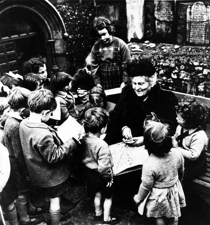 Foto de La pedagogía Montessori cumple 100 años