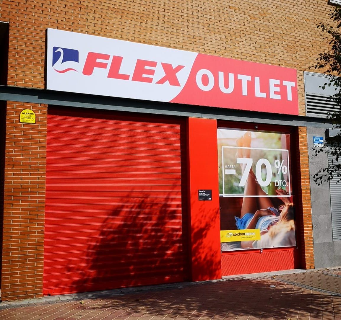 Fotografia Flex Outlet by Ce