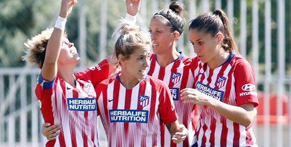 Fotografia Atlético de Madrid femenino