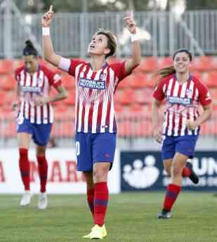 Foto de Atlético de Madrid femenino