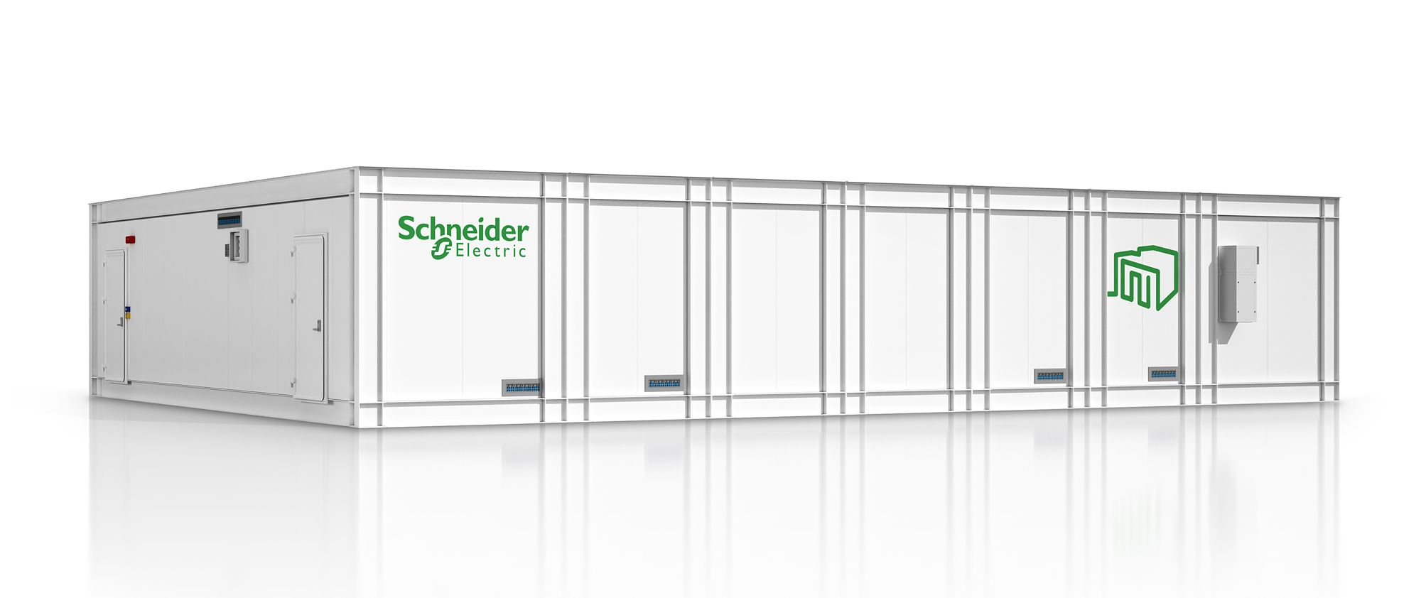 Schneider Electric implementa sus centros de datos modulares EcoStruxure para Green Mountain