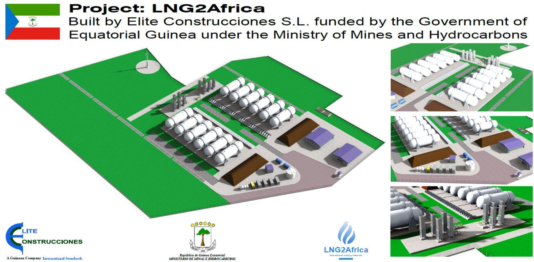 Con la nueva terminal de GNL y el mega hub de gas, Guinea Ecuatorial impulsa el juego africano