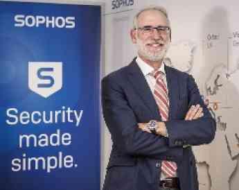 Ricardo Maté, Director General de Sophos para Iberia