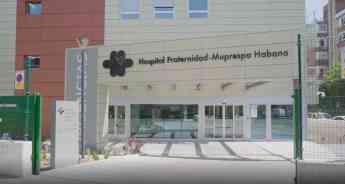 Hospital Fraternidad-Muprespa Habana