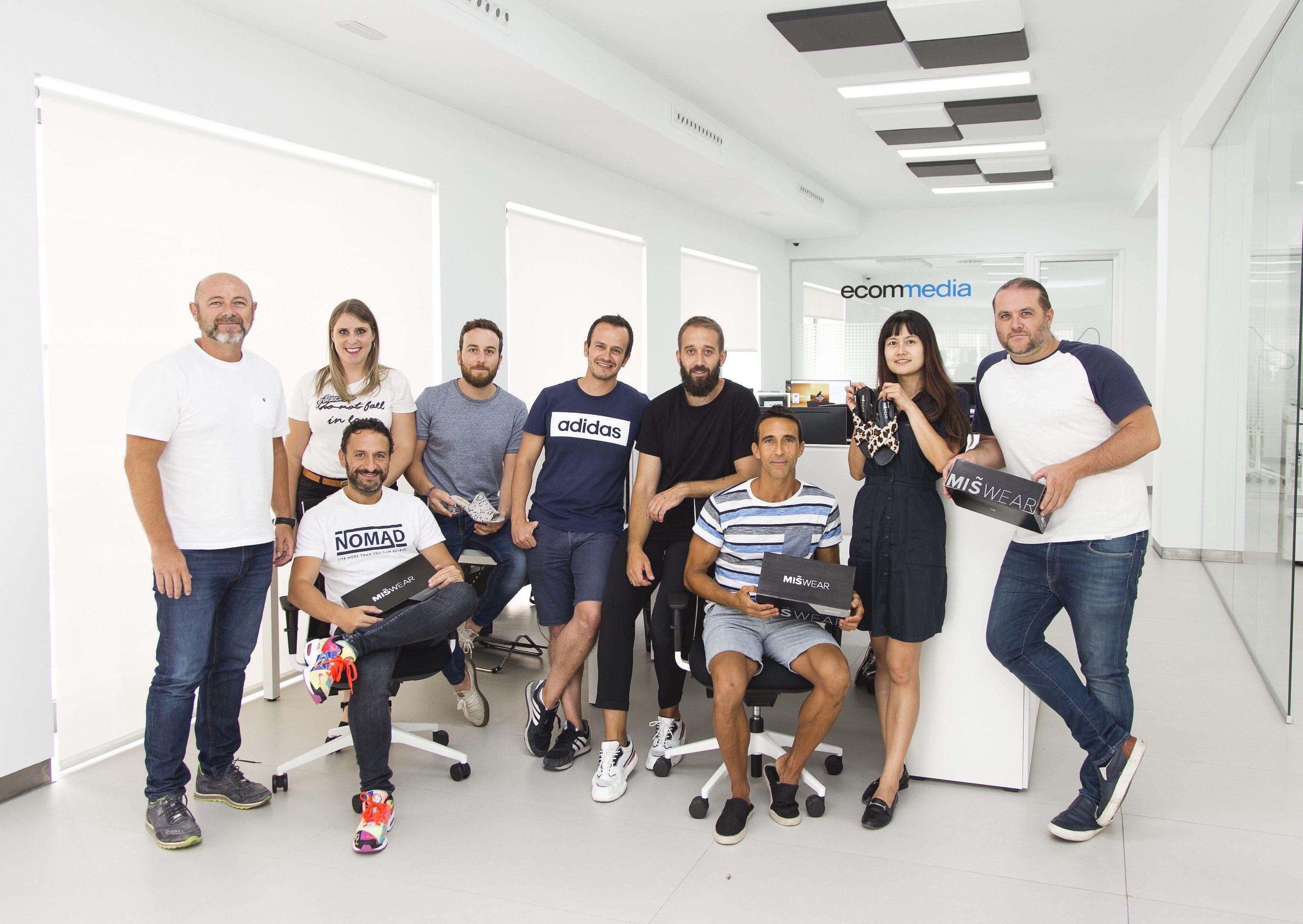 MISWEAR una plataforma eCommerce 'Made in Spain' en Asia
