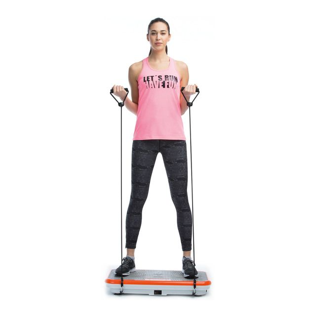 Foto de Los beneficios de la plataforma vibratoria para perder peso