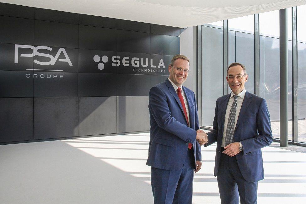 Foto de SEGULA Technologies inicia su actividad de negocio dentro del