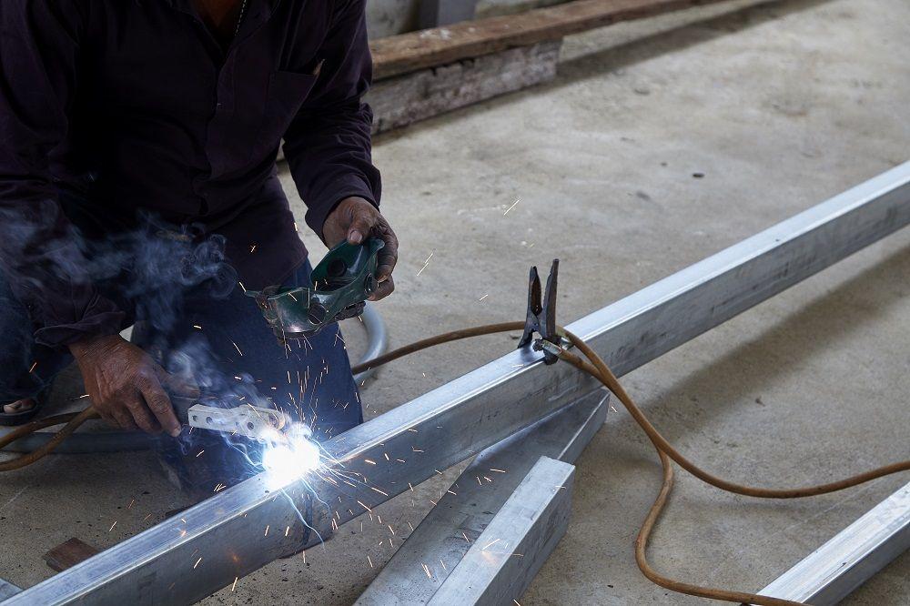 Foto de Funcionamiento de una soldadora