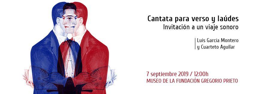 Foto de Cantata para verso y laúdes