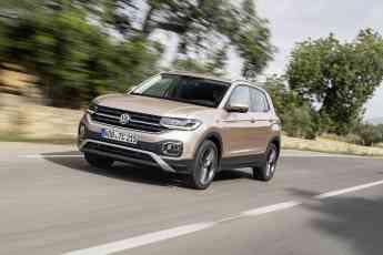 Volkswagen T-Cross. Fuente: Volkswagen AG