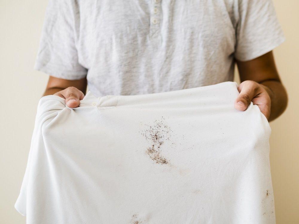 Fotografia Cómo quitar las manchas de la ropa de forma eficaz