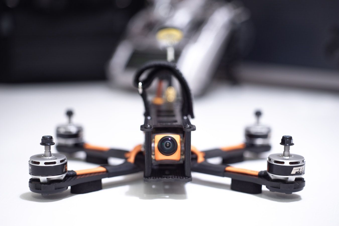 Foto de Un nuevo sistema de pilotaje de drones