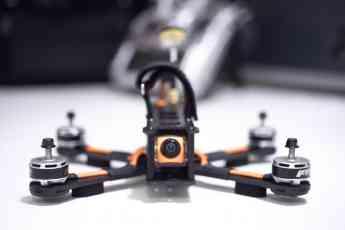 Un nuevo sistema de pilotaje de drones