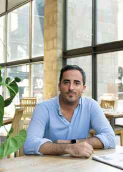 FOTOGRAFIA SANTIAGO VERNETTA, CEO Y COFUNDADOR