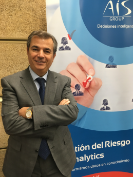 José Luis Talló, director de Negocios para España, Portugal y Andorra de AIS Group