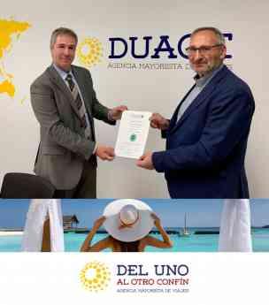 DEL UNO AL OTRO CONFIN, S.A. obtiene el sello de norma de calidad empresarial de la consultora CEDEC