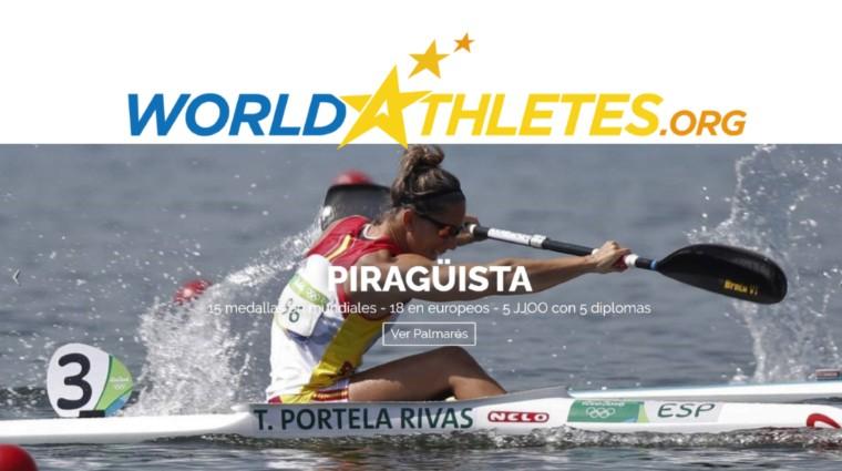 Nace WorldAthletes.org para ayudar a deportistas en activo y retirados