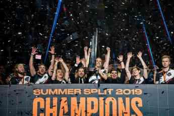 G2, campeones de la primera edición de la LEC