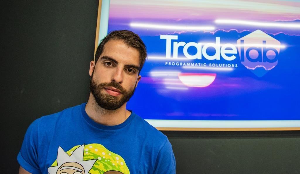 Fotografia Rodrigo Godoy Sánchez, nuevo Media Trader de Tradelab en