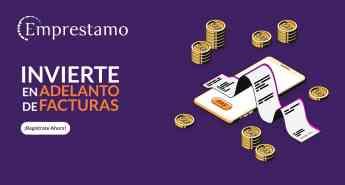 Invierte en Adelanto de Facturas con Emprestamo.com