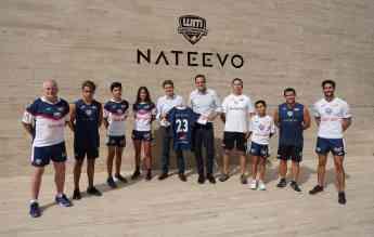 NATEEVO con WISS THE MAMA
