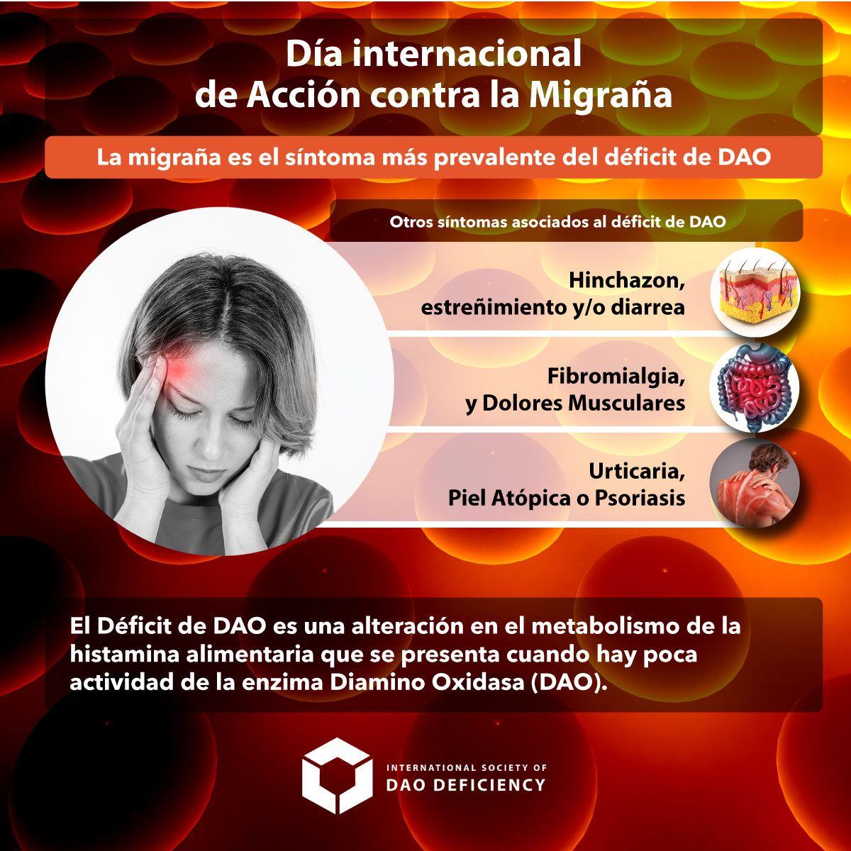 Día internacional de la Migraña