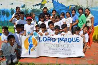 Foto de Loro Parque Fundación cumple 25 años de compromiso con la