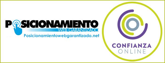 Posicionamiento Web Garantizado obtiene el Sello de Confianza Online