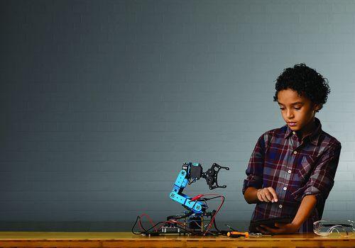 Foto de Nace un proyecto de robótica inclusiva para niños y niñas