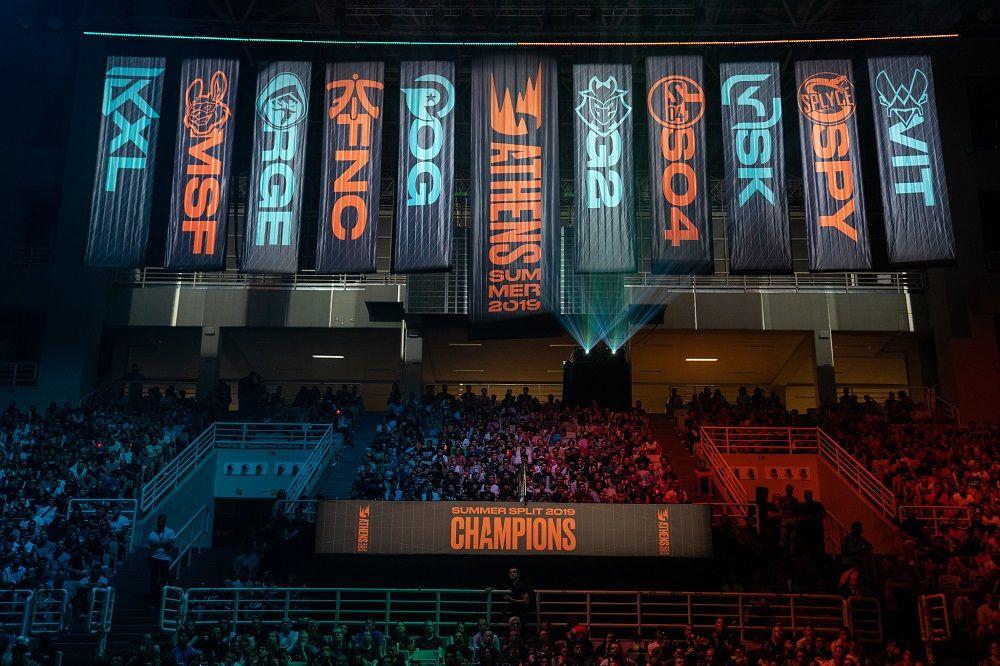 Foto de LEC Finals