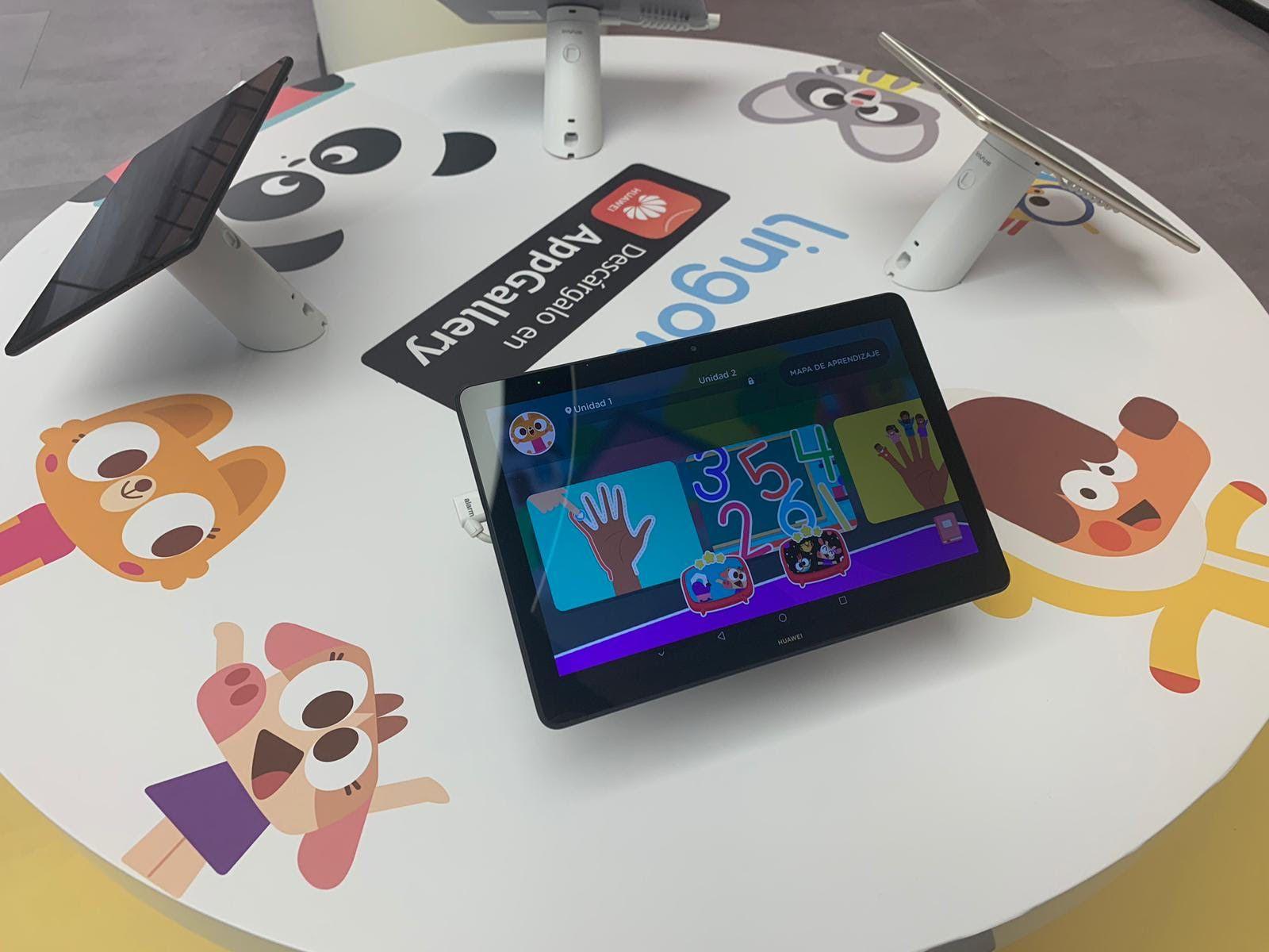 Foto de Lingokids y Huawei se alían para que aprender inglés sea