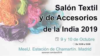 Salón Textil y de Accesorios de la India