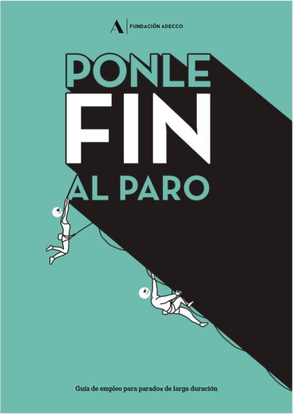 Foto de Fundación Adecco presenta la guía #PonleFinAlParo para