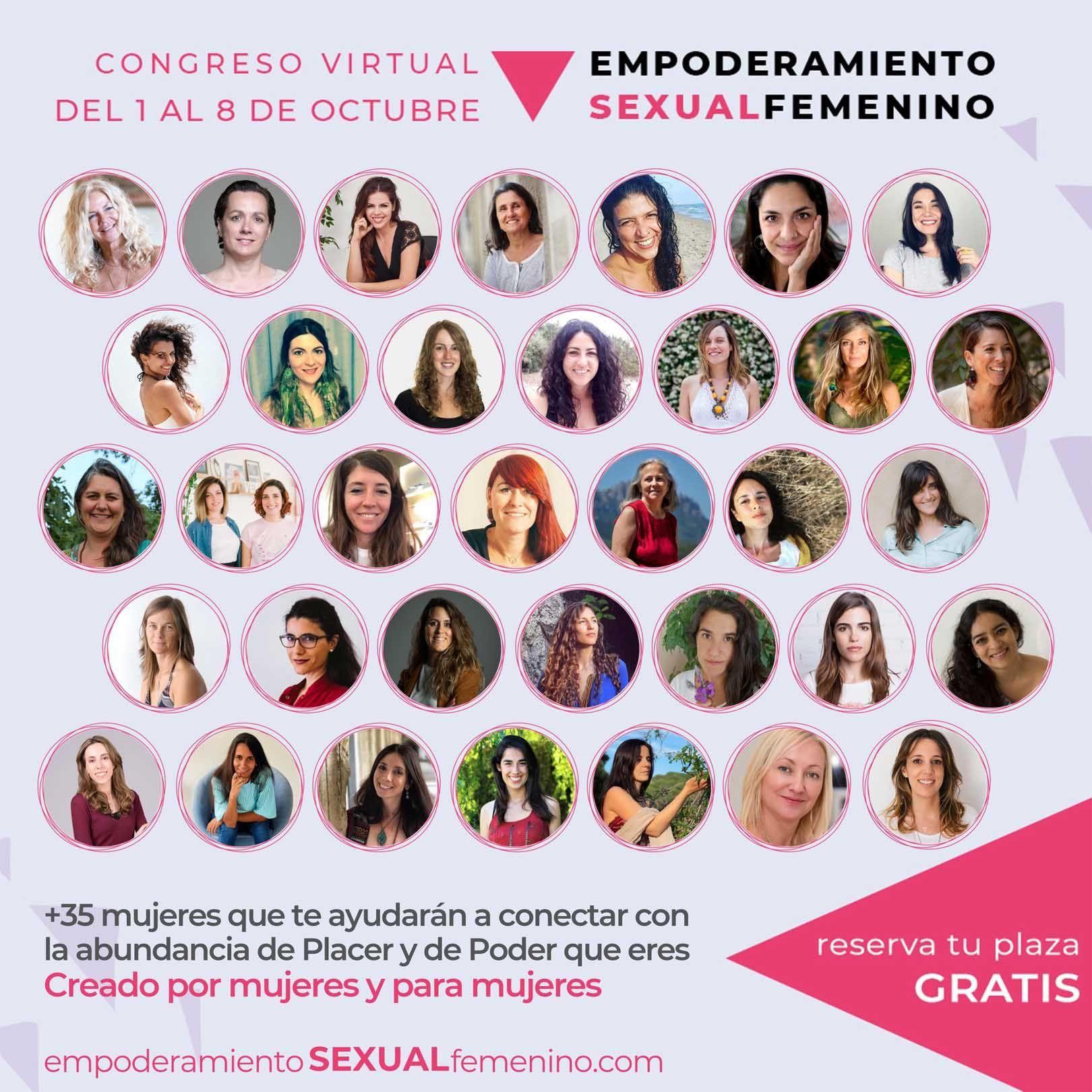 Foto de I Congreso Virtual Empoderamiento Femenino
