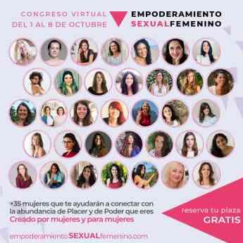 I Congreso Virtual Empoderamiento Femenino