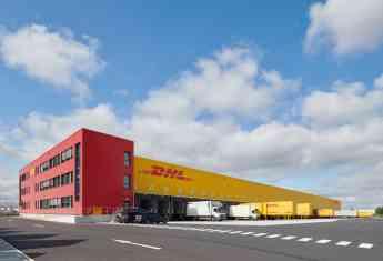 Nueva instalación de DHL Freight en Hannover
