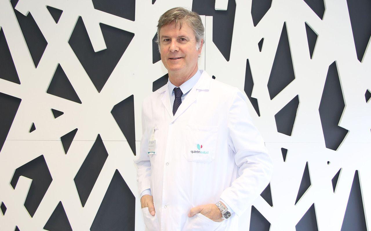 Foto de El Dr. Gurutz Linazasoro, neurólogo, hablará sobre el