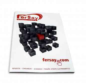 Catálogo de productos marca propia Fersay
