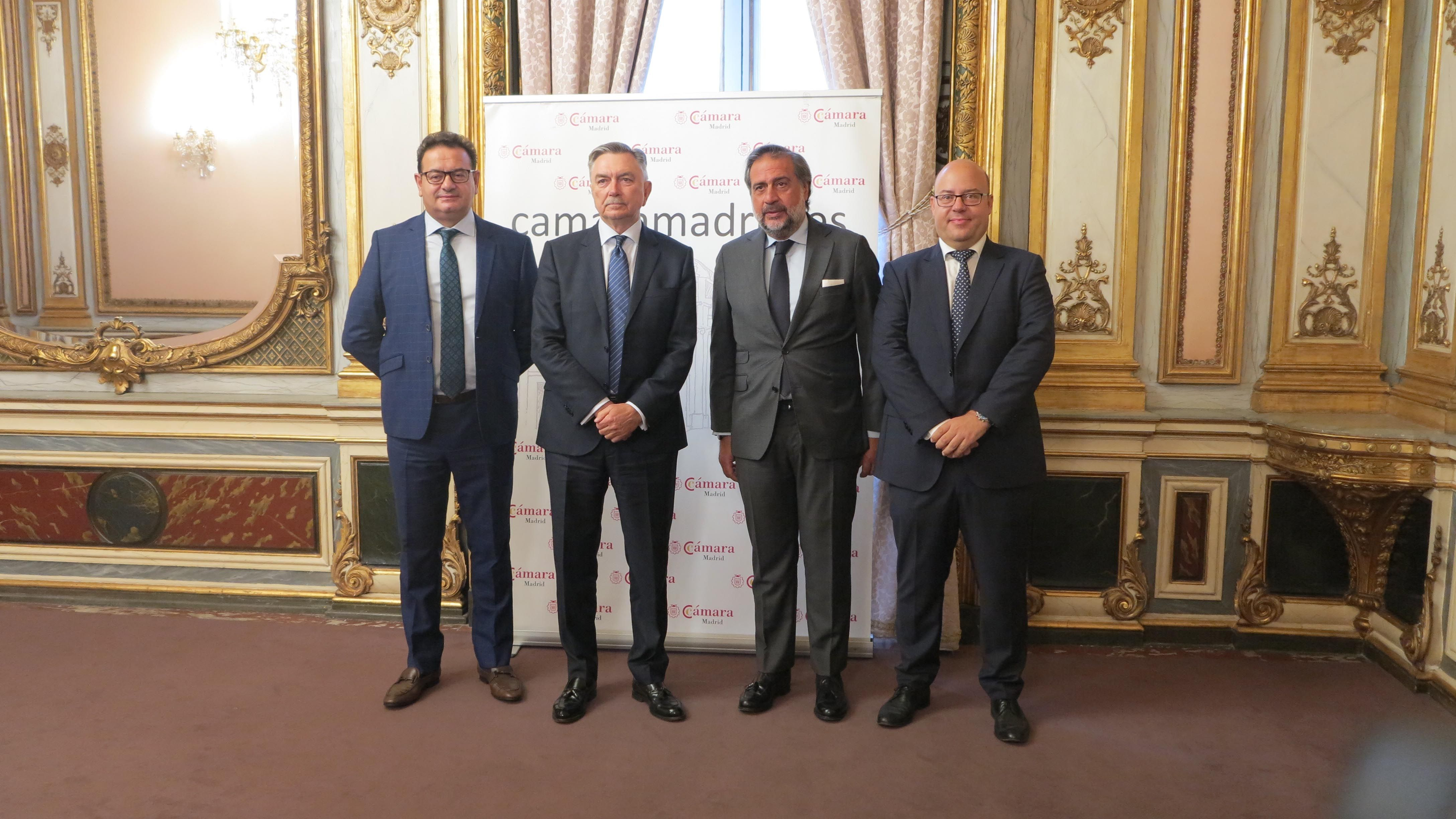 Oportunidades de negocio en Rusia se expusieron en Madrid