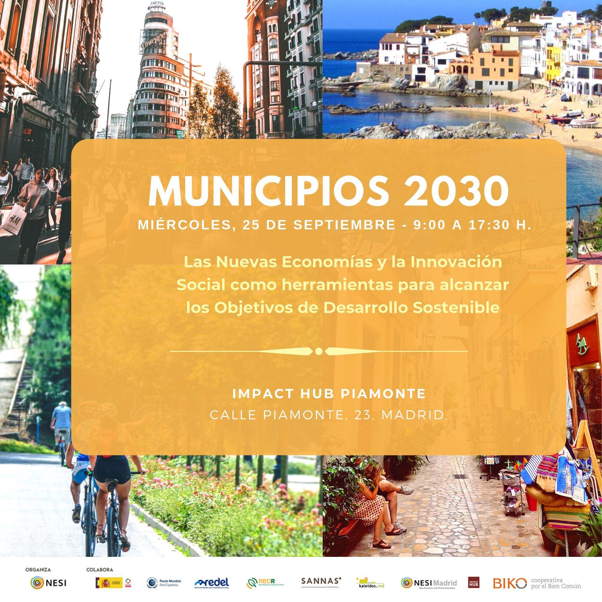 Fotografia '#Municipios2030'