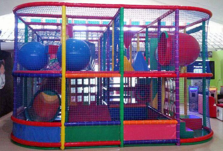 Icolandia crea un protocolo de mantenimiento para parques infantiles de interior