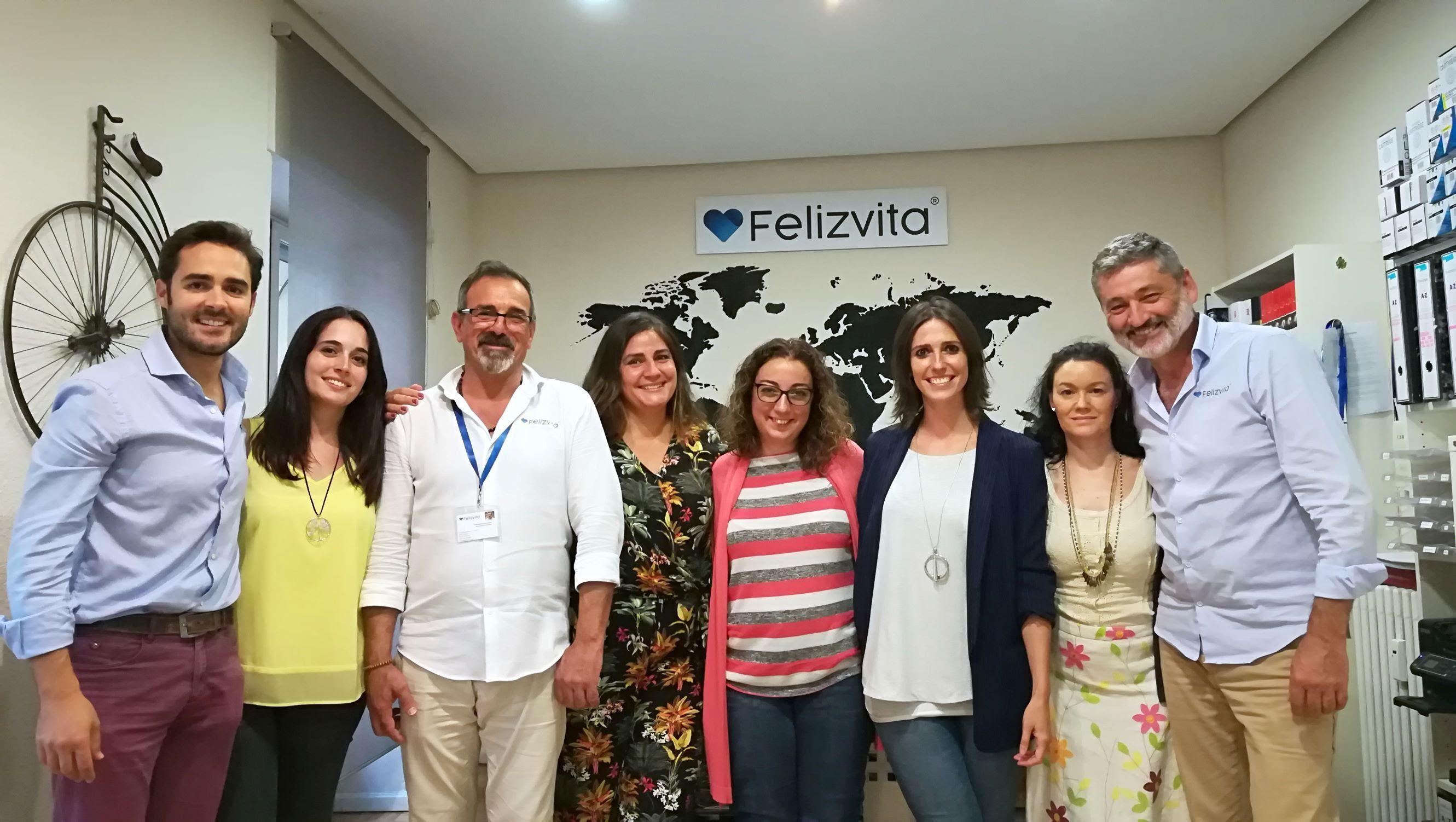 Fotografia El equipo de servicios centrales de la compañía.