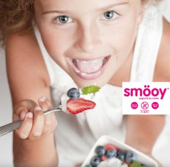 Smöoy aconseja incluir el yogur helado en la dieta de la vuelta al cole, ya que previene enfermedades